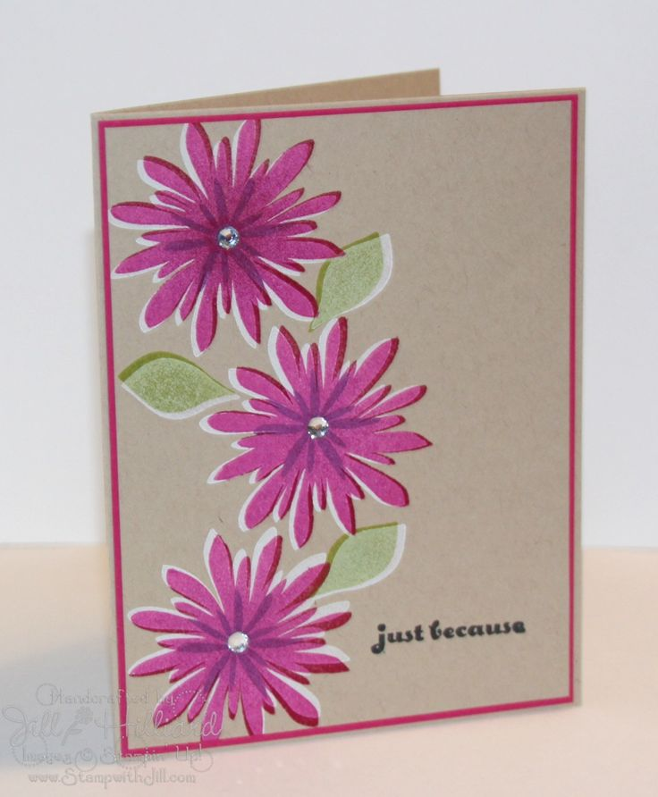 Attractive Stamping Ideas For Card Making Part - 8: A Creative Stamping Journey In My Card Making Adventures!
