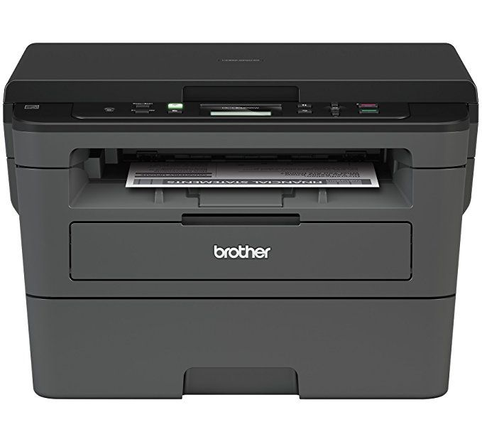 Brother Compact Monochrome Laser Printer Hll2390dw Convenient