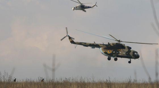 """El Ejército ucranio inicia una """"operación especial"""" en dos ciudades del este"""
