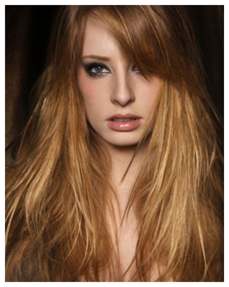 dark golden blonde w highlights hurrrrrr pinterest