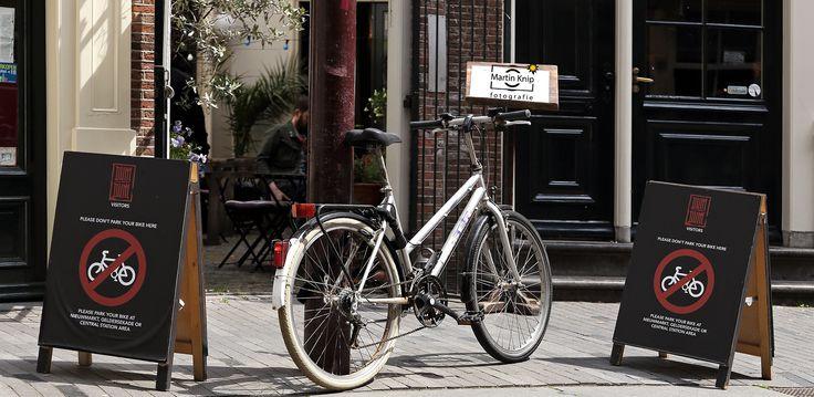© 2017 Martin Knip Fotografie | Geen fietsen plaatsen | Amsterdam