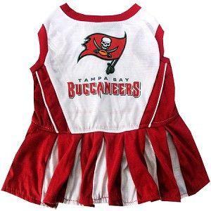 Tampa Bay Buccaneers CheerLeading Outfit