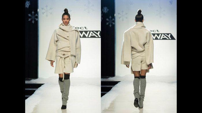 Love Outfit by Kentaro (Project Runway Season 16)