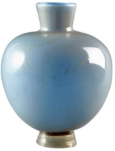 """Tommaso Buzzi """"Alga"""" Vase for Venini Circa 1932-1933"""