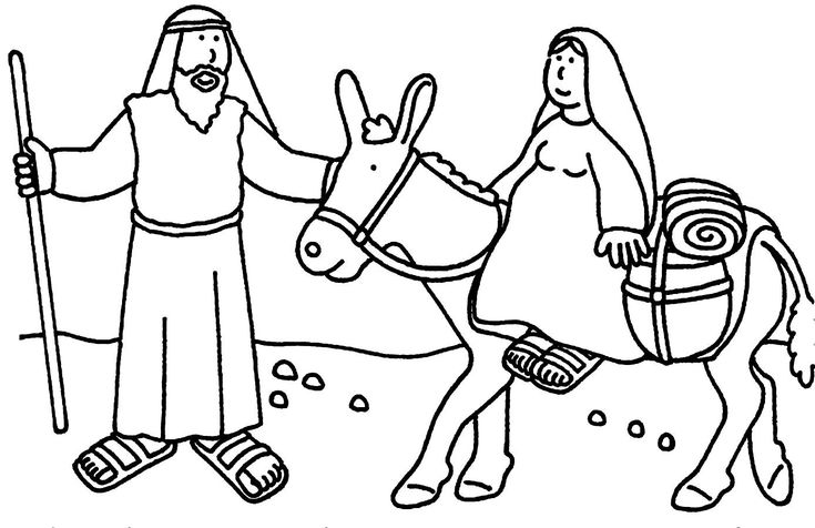 Spanish coloring pages christmas story ~ 9 best Nativity images on Pinterest   Christmas nativity ...