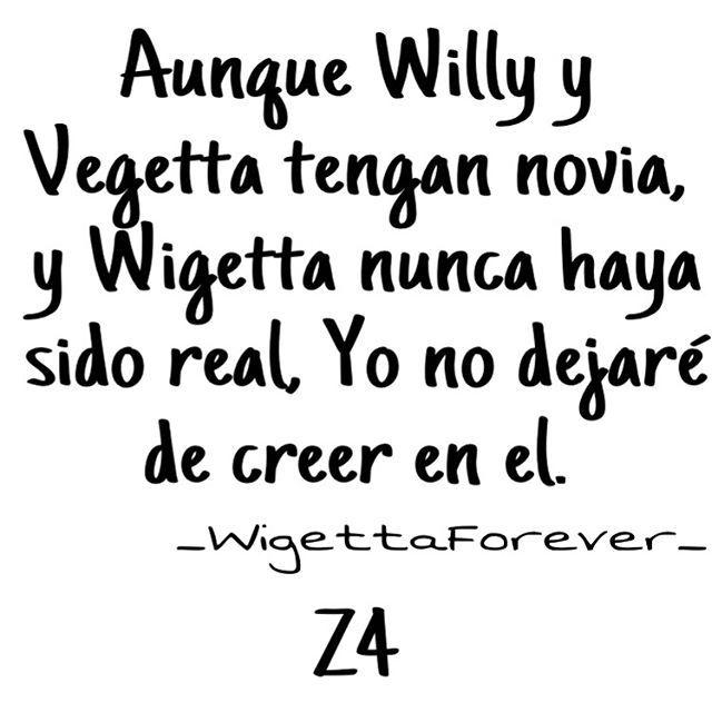 """No me gusta que se vayan de fandom por una supuesta novia :""""v #Willy #Vegetta #Wigetta #Youtubers #z4"""