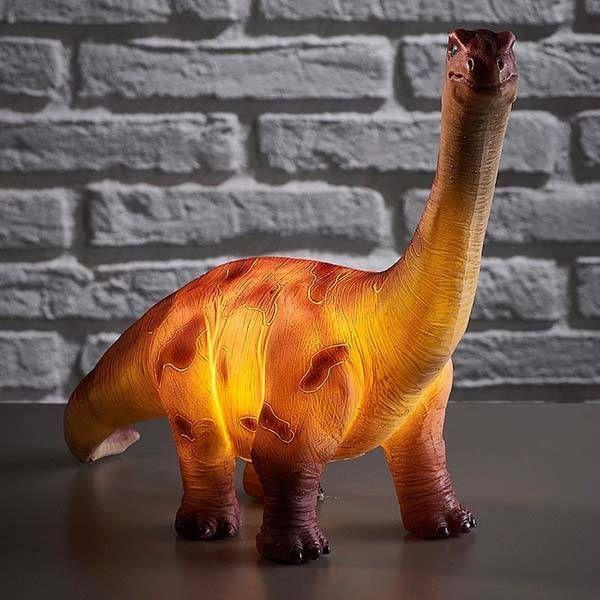 Dinosaur Shaped Mood Lamps