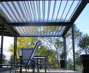 Patio Roof By Vergola Sunshine Coast Using Durable Aluminum Patio Roofs To  Create Wonderful Aesthetics Your