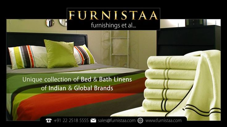 Furnistaa Bed & Bath Linens
