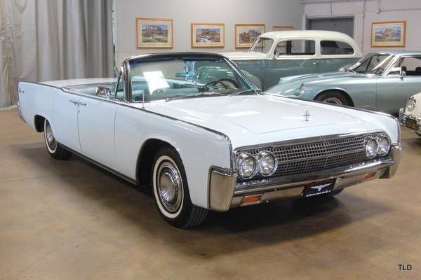 Hemmings Find of the Day – 1966 Lincoln Continental | Lincoln continental,  Lincoln cars, Lincoln