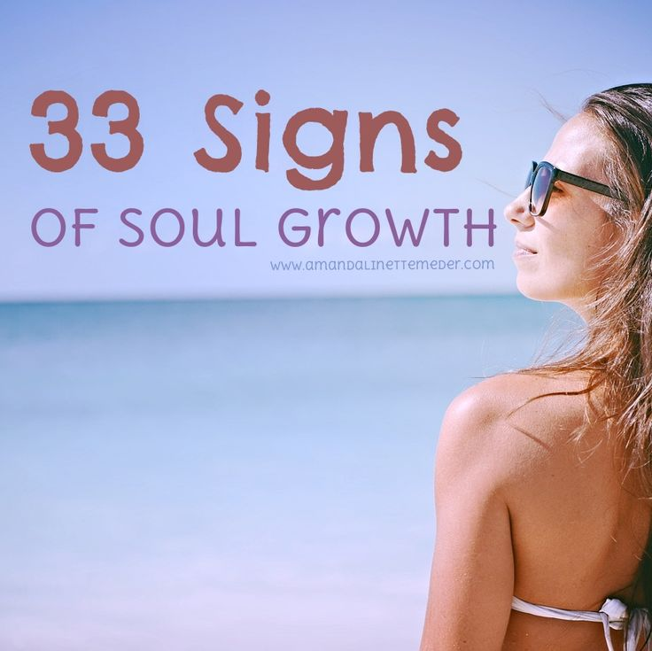 The purpose of you being here on earth is soul growth. How do you know when you're having a soul growth spurt or experiencing a shift upward in vibration? Find out here!