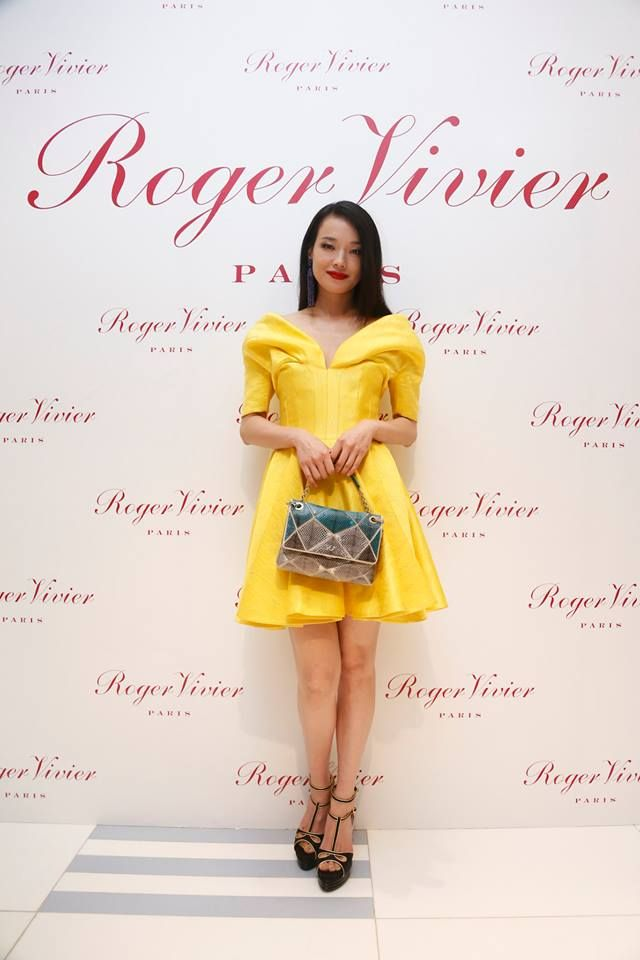 Shu Qi wearing Alexander McQueen. 16 Hollywood and Fashion Style Stars - Best Dressed 6/4/2013 http://toyastales.blogspot.com/2013/06/16-hollywood-and-fashion-style-stars.html