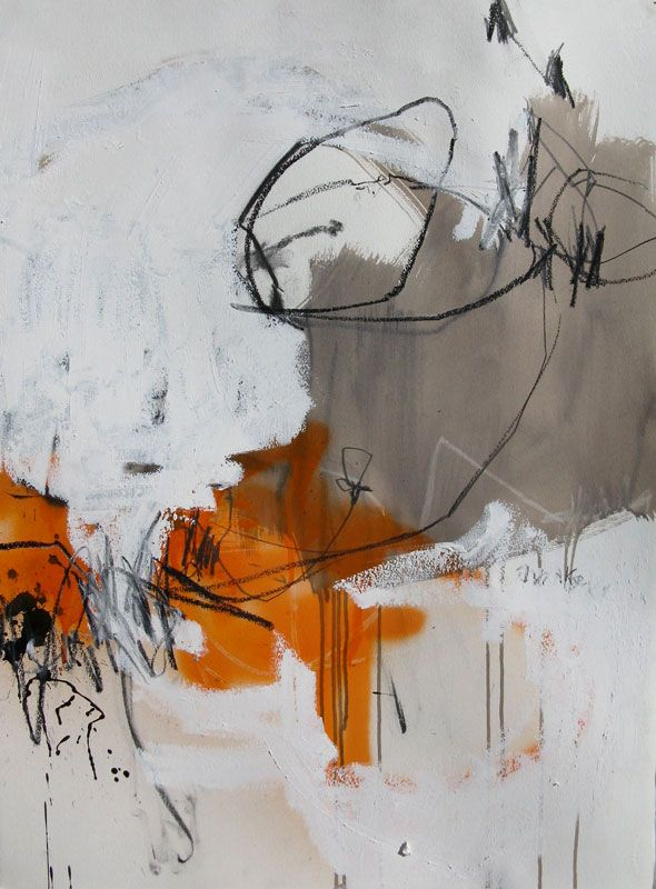 Jason Craighead awake • 22w x 30h • mixed media on paper • 2011