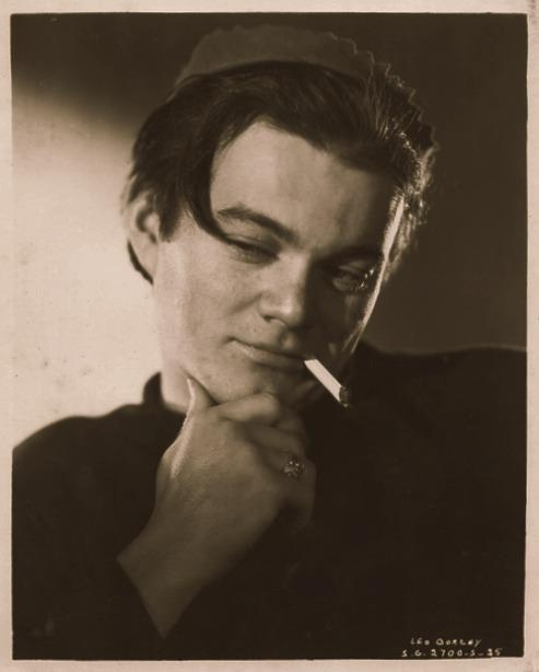Leo Gorcey looking like Leo DiCaprio