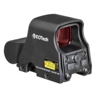 EOTech hologram sight. Need one of these for my M4