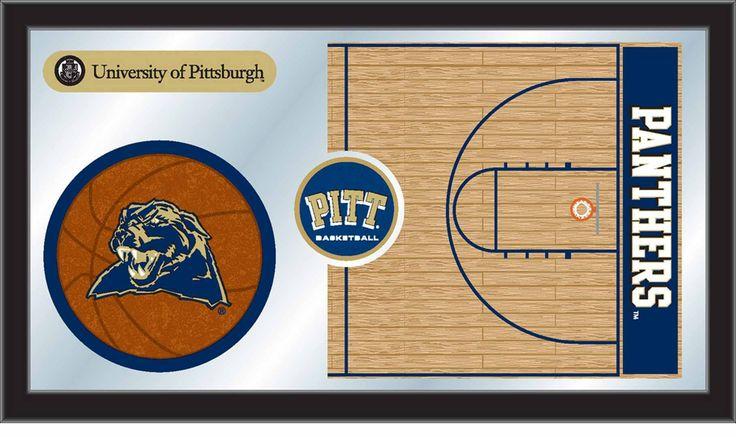 Basketball Mirror - University of Pittsburgh