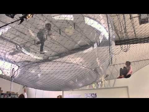 ▶ Tomás Saraceno - in orbit