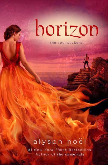 ARC Review Horizon (Soul Seekers #4) by Alyson Noel