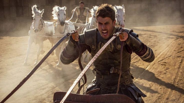 Film Review: Ben-Hur by KIDS FIRST! Film Critic Kamhai B. #KIDSFIRST! #BenHur