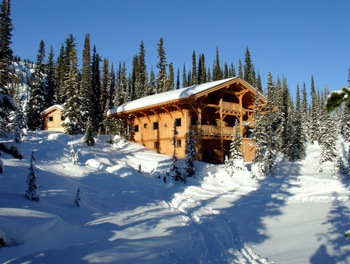 Alpine Club of Canada - Clubhouse and Mountain Huts / Kokanee Glacier Cabin - Canada