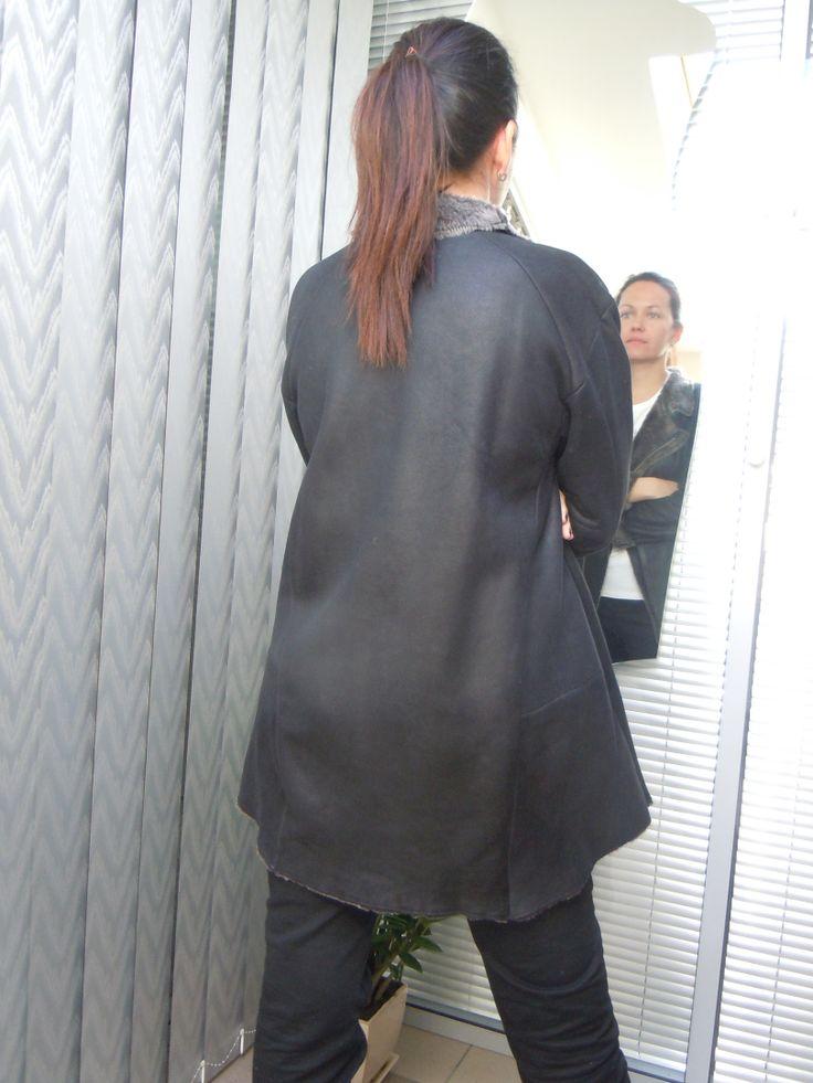 Одежда и аксессуары by NKLOOK. Look, buy and wear! Лаконичная #дубленка из овчины- вещь вне времени. http://vk.com/public67919636 http://instagram.com/nklook #моднаяодежда#fashion#мода#casual#casualclothing#дизайнеродежды#fashiontrend#showroom#musthaves#streetstyle#look#nklook#Киев#Украина#Ukraine