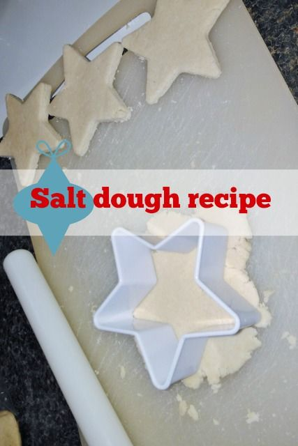 DIY: No-fail recipe for salt dough with only three ingredients - Mamaliefde.nl