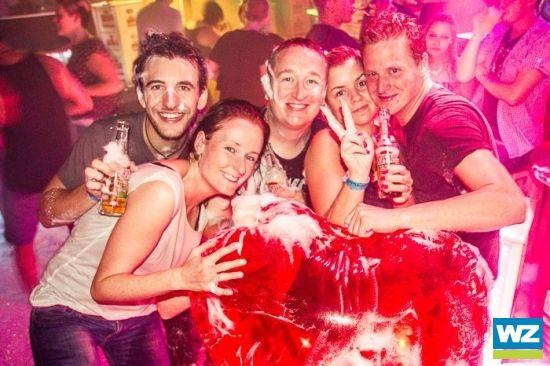 Schaumparty - Partybilder Wuppertal - Partybilder - Westdeutsche Zeitung