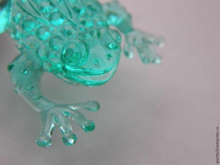 Лягушка-квакушка из эпоксидной смолы своими руками. Часть первая - Ярмарка Мастеров - ручная работа, handmade