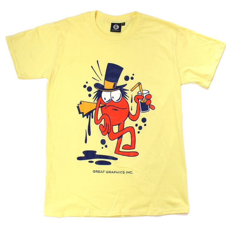 Image of CHILLIN' IN YELLOW http://shop.greatgraphicsinc.com/product/chillin-in-yellow