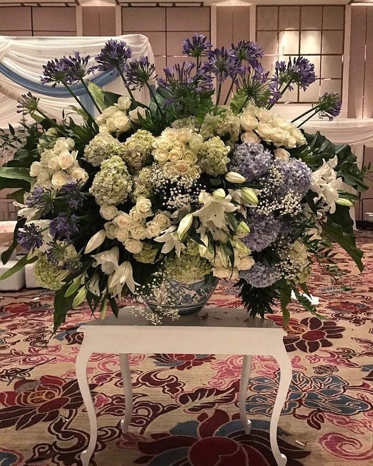 Dekorasi Standing Flowers