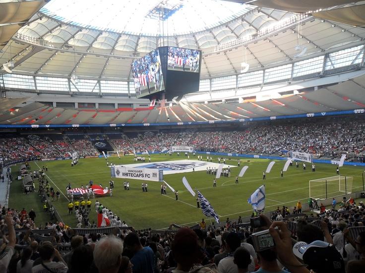 Vancouver Whitecaps v L.A Galaxy