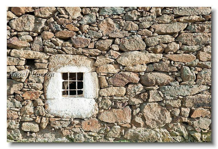 Fachada con ventana
