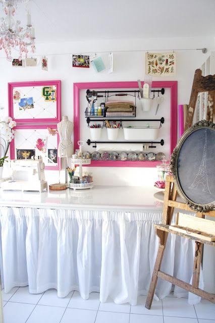 Creazione di una stanza mestiere splendida con il mercato delle pulci ritrovamenti |  Life Design Eur