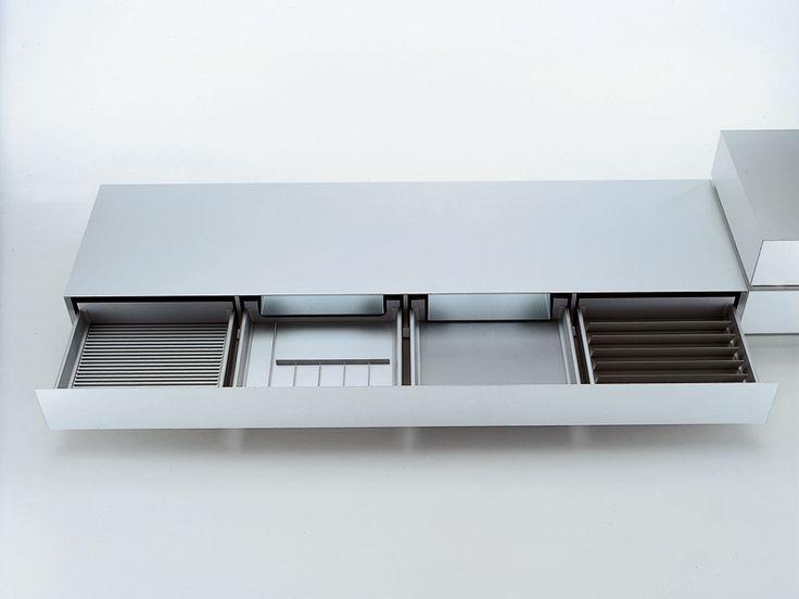 LOWBOARD design by Ennio Arosio | MDF Italia