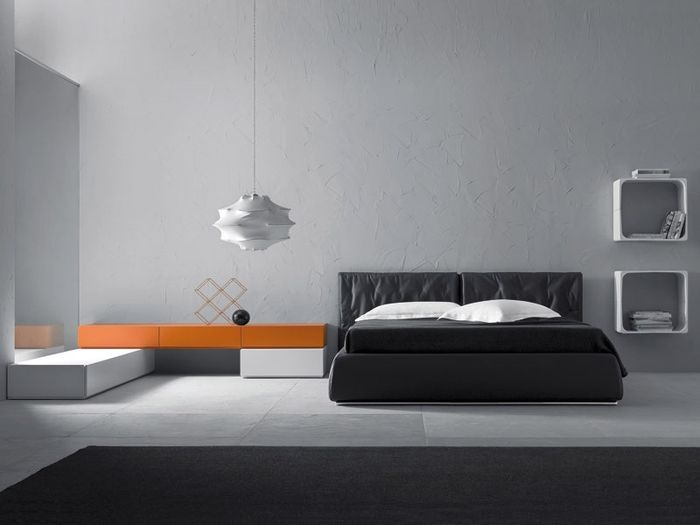 How to Work the Leather Look in the Bedroom