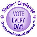 OWR is a wonderful organization that rescues terriers from shelters, puppy mills, and those that are abandoned and sick.  Please help them win the Shelter Challenge to support their mission.  Oklahoma Westie Rescue, Bixby, OK