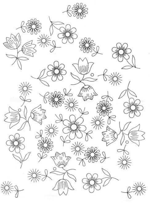 Resultado de imagen de embroidery yumiko designs