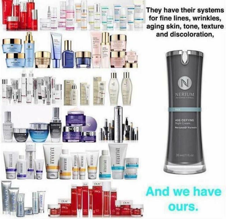 No one has time for 5-7 step regimens! Try Nerium and find out why we were ranked #1 in product and services in INC 500 magazine!  www.raeleneandrichard.theneriumlook.com
