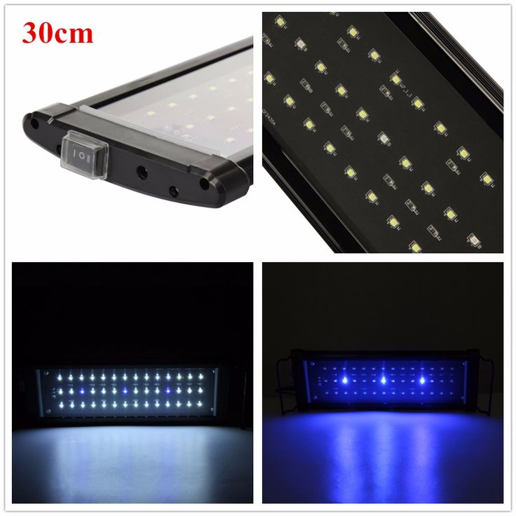 Stunning pcs Hot selling led grow cm cm cm cm led aquarium light for coral