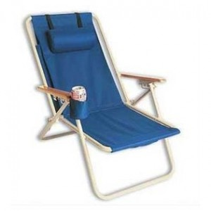 WearEver Camo Hi-Back Backpack Chair
