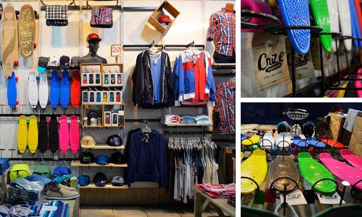 Shredding the store up #cruzeskateboards