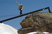 Snowpark Silvretta Montafon, Austria