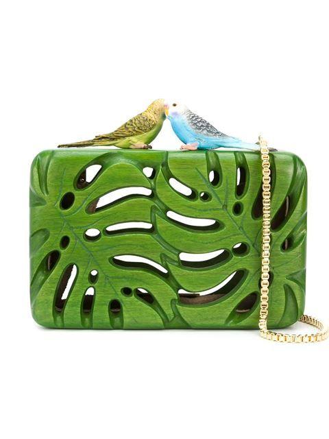 Achetez Sarah's Bag 'The Adored' clutch en Fivestory from the world's best independent boutiques at farfetch.com. Découvrez 400 boutiques à la même adresse.
