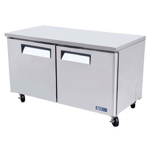 #refrigerators Turbo Air #Under Counter Refrigerators combine an efficient CFC free R-134A refrigeration system with high-density polyurethane insulation. #They a...