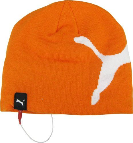 Enjoy exceptional warmth and comfort with this great looking mens audio golf beanie hat by Puma!