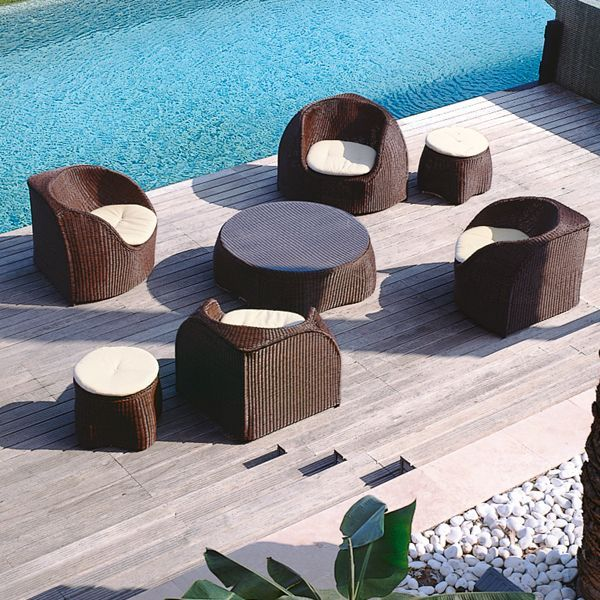 die besten 17 ideen zu rattan lounge m bel auf pinterest gartenlounge rattan loungem bel. Black Bedroom Furniture Sets. Home Design Ideas