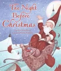 The Night Before Christmas - Clement Clarke Moore & Helen Magisson