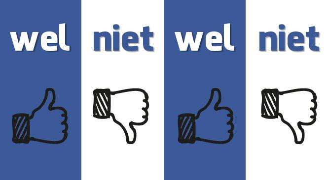 Wat toen uit den boze was, mag nu weer wel.. #Facebook #like-en-win acties