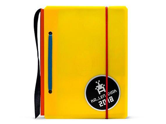 KA_LEN_DIAR / Diary 2018 Weekly Planner 2018 Weekly Diary