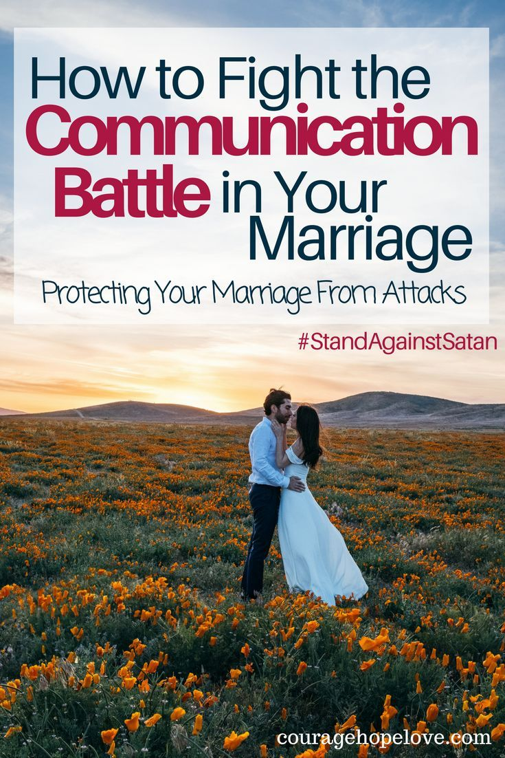 How To Fight Themunication Battle In Your Marriage  A Guest Post